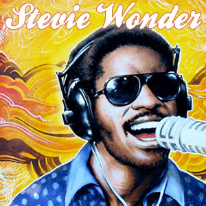 Stevie Wonder Song Lyrics Quiz